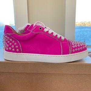 Christian Louboutin Vieira 2 Sneaker Pink 36 6